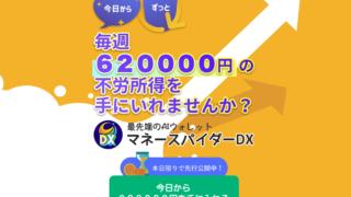 マネースパイダーDX 河合穂乃花
