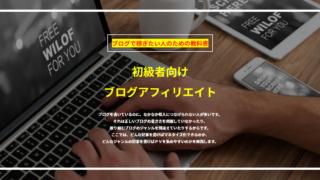 初級者向け・ブログアフィリエイト 金子仁志